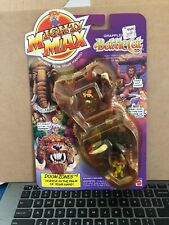 """Mighty Max - Doom Zones """"Grapples With Battlecat"""" Playset By Mattel (Moc)"""
