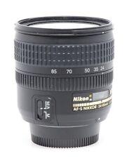 Nikon AF-S Nikkor 24-85MM F3.5/4.5G ED Lens (Boxed SH34808)