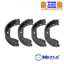 BMW X3 E83 X5 E53 E70 REAR HAND BRAKE SHOES MEYLE 34416761293 A30