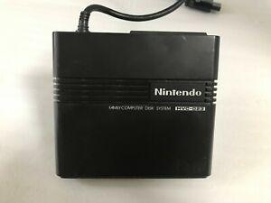 Famicom FC Disk System RAM Adapter HVC-023 Nintendo Famicom NES  NTSC-J Game