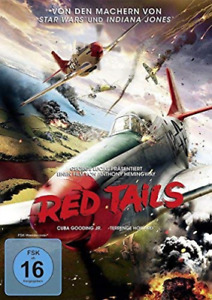 HEMINGWAY,ANTHONY-RED TAILS - (GERMAN IMPORT) DVD NEW