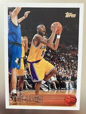 1996-97 Topps RC Kobe Bryant Rookie NBA Basketball card