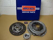 Ford Granada 2.0 MK2 1977 - 1985 215mm HK8050 Genuine Borg & Beck Clutch Kit