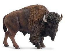 Schleich 14714 American Bison (World of Nature - Wild Life) Plastic figure