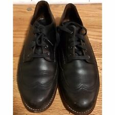 Wolverine 1000 Mile Black Oxford Shoes