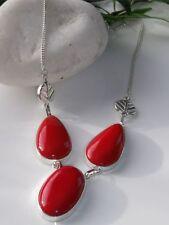 Handmade Statement Stone Costume Necklaces & Pendants