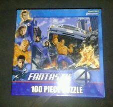 Marvel Comics THE FANTASTIC FOUR movie 100 Piece PUZZLE 2005 NEW sealed THING