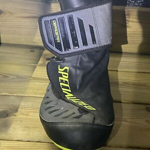 Specialized Defroster Road Boots,size 13.5 UK Used
