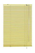 Gardinia Jalousie 25mm Aluminium Venetian Window Blind 140 x 175cm - Vanilla