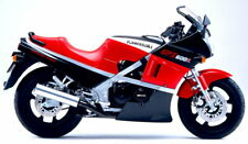 Aufkleber-Set für Kawasaki GPZ 600 R Bj. 1985 - 1989 Komplett