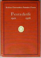 s1074) Berliner Ganzsachen-Sammlerverein Festschrift 1926 ex Bettner sehr selten