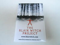 VINTAGE PROMO PINBACK BUTTON #89-031 - MOVIE - THE BLAIR WITCH PROJECT #2