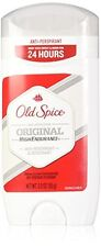 2 Pack Old Spice Original High Endurance Anti-Perspirant Deodorant 3.0 Oz Each