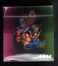 1996 Fleer/Skybox Marvel Motion Factory Sealed Trading  Card Hobby Box