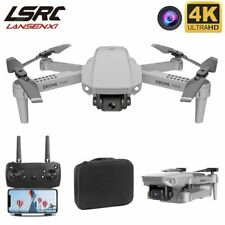 LSRC 2020 new mini drone E88 WIFI FPV, high-definition 4K 1080P camera