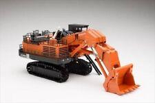HITACHI 1/87 EX8000 1/50 Hydraulic Excavator Car Figure Japan Model RARE NOVELTY