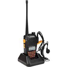 new Baofeng UV-6R VHF/UH 136-174/400-520MHz Dual Brand Two Way Ham Radio