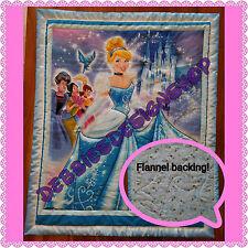 Disney's Cinderella Baby Quilt-READY TO SHIP
