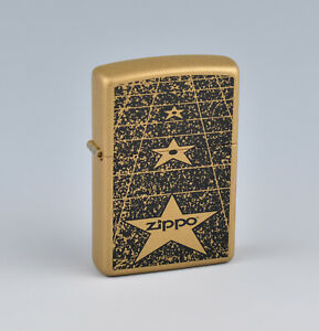 Zippo Planeta Series Lighter - #18 Zippo Star