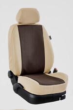 Ford Tourneo Connect hasta 2018 grado fundas para asientos rücksitzbezug: piel sintética/marrón/