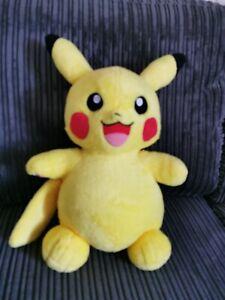 Build a Bear Workshop Pokemon Pikachu Soft Teddy Bear