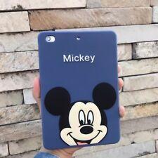 Kid Cartoon Soft Silicone Back Skin Case For Apple iPad Mini Air 9.7 2017 2018