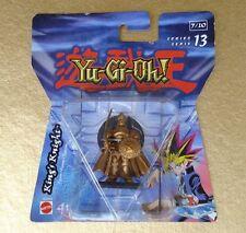"Mattel YU-GI-OH! 2004 Series 13 7/10 (2"" Fig.)  King's Knight(B9988) + Holo-Tile"