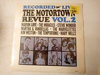Recorded Live The Motortown Revue Vol. 2 - Various Artists - Vinyl LP
