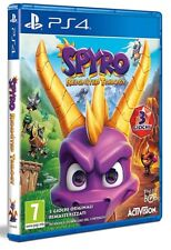 SPYRO REIGNITED TRILOGY PS4 ITALIANO VIDEOGIOCO PLAYSTATION 4 SAGA COMPLETA