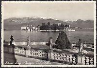 AA4147 Verbania - Provincia - Stresa - Isola Bella - Cartolina postale