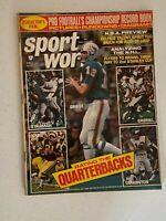 Sport World Magazine December 1974 - Bob Griese on Cover
