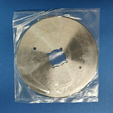 "4"" Round Replacement Blade for Many Rotary Fabric Cutter Brands"