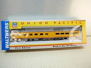 NOS Walthers UNION PACIFIC PS 5 Dbl Bedroom Buffett Lounge 932-9520 NEW OPEN BOX