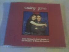 JOOLS HOLLAND / EDDI READER - WAITING GAME - UK CD SINGLE