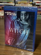 The Witch Subversion Blu ray NEW
