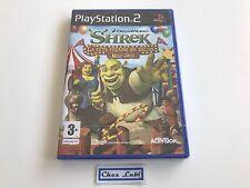 Shrek La Fête Foraine En Délire - Sony PlayStation PS2 - FR - Neuf Sous Blister