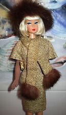 1965 VTG.BARBIE~GOLD`N GLAMOUR~1647~BEAUTIFUL VINTAGE SET~AmericanGirl ReproDoll