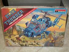 Monogram 1/32 Scale Blue Thunder Helicopter
