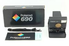 【Top Mint In Box】 Polaroid 690 Point & Shoot SLR Instant Film Camera Japan #481