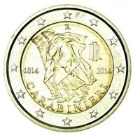2 Euro 2014 Italien 200 Jahre Carabinieri