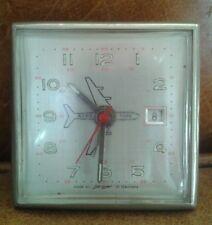 Vintage Jerger  Aero Time, Date, Alarm Clock
