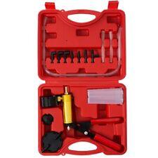 2-in-1 Car Hand-Held Vacuum Pressure Pump Tester Kit Brake Fluid Bleeder w/ Box