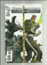 Green Lantern :  Emerald Warriors . # 13.  DC Comics.