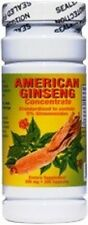 American Ginseng Concentrate extract , 200 capsule, 500mg/cap, 3 Months Supply!