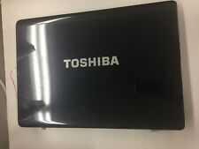 "Original Toshiba P205-S7469 17"" LCD Laptop Screen w/ Webcam Complete Dark Blue"