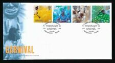 Torchlight CARNIVAL - HORNCHURCH...1998 FDC First Day Cover....Fast Post