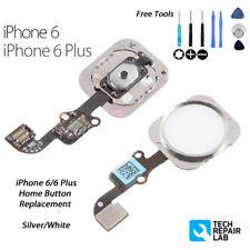 IPHONE 6/6 Plus Completo Botón De Inicio Recambio FLEXIBLE CON HERRAMIENTAS -