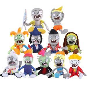 Plants Vs Zombies PVZ Plush Baby Toy Stuffed Soft Doll Gift