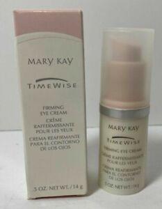 VTG Mary Kay TimeWise Firming Eye Cream .5oz Anti-aging Skin Care Facial Under