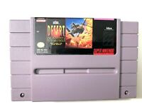 Desert Strike Return To The Gulf - SNES Super Nintendo Game - Tested - Working!